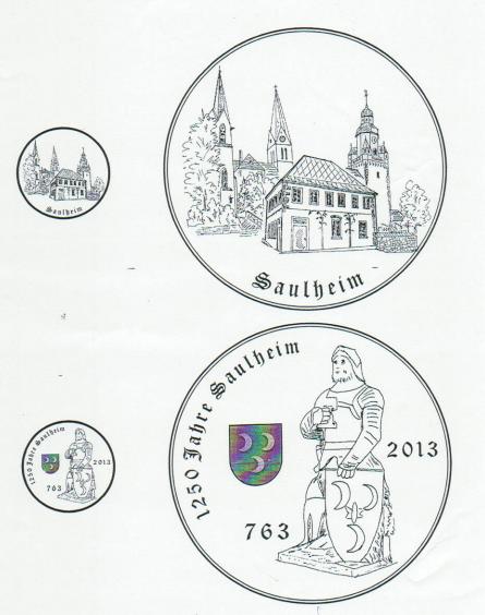 Saulheim-muenze