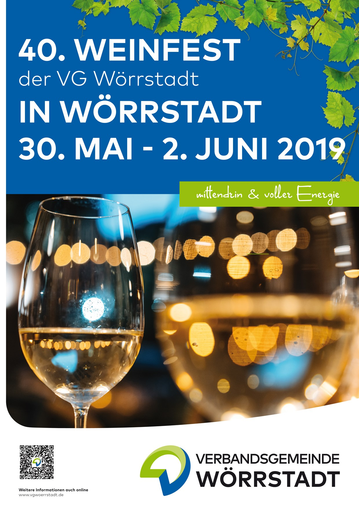 VG-Weinfest @ Wörrstadt