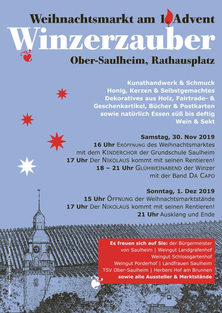 Winzerzauber @ Ober-Saulheim